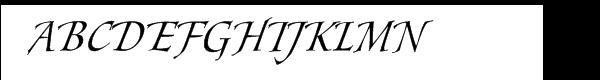 Styx Smooth Alt Font UPPERCASE