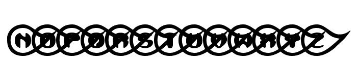 Tearful BRK Font LOWERCASE