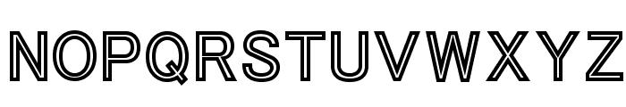 ThaCoolKidz-Black Font UPPERCASE