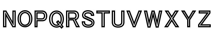 ThaCoolKidz-Black Font LOWERCASE