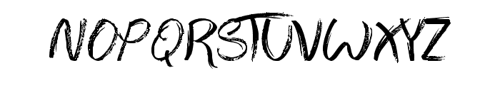 The Abandoned Treasure Font LOWERCASE