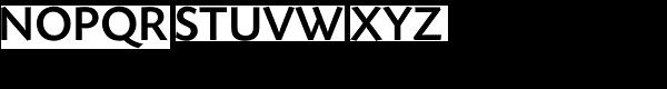 Today SB-Medium SC Font UPPERCASE