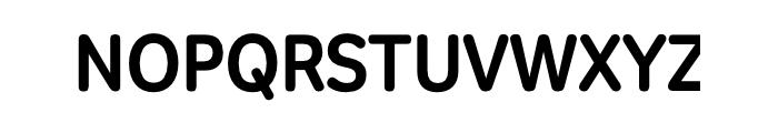 Tondo Std Signage Font UPPERCASE