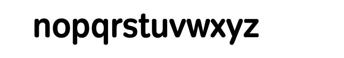 Tondo Std Signage Font LOWERCASE