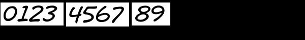 Tuf Medium HMK Font OTHER CHARS