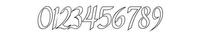 Unkul Font OTHER CHARS