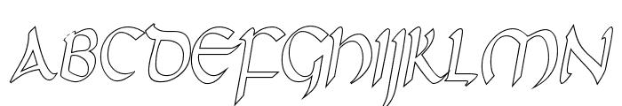 Unkul Font UPPERCASE