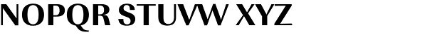 URW Imperial Extra Bold Font UPPERCASE