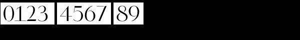 Vanitas Stencil Bold Font OTHER CHARS