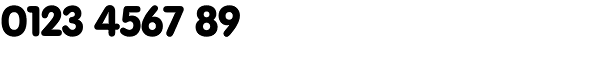 Vega VWSH-Regular Font OTHER CHARS