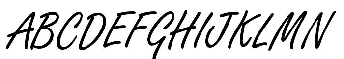 VI My Ha Hoa Font UPPERCASE