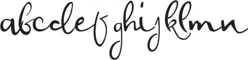 Victoria Script ttf (400) Font
