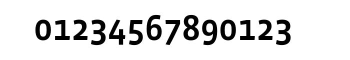 Vista Sans Medium OT Font OTHER CHARS