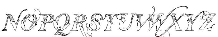 Vtks Thanks You Font LOWERCASE