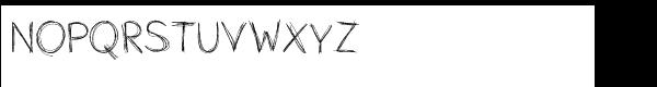 Wopi Script Std No 2 Font UPPERCASE