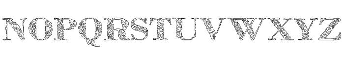 ZsylettPro Font UPPERCASE