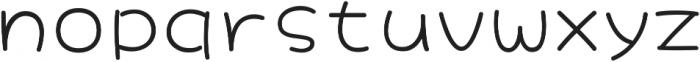 ???????TTF ttf (400) Font LOWERCASE