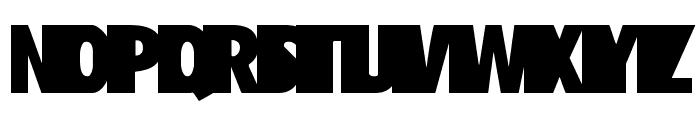 --wATCHMEn-- Font LOWERCASE