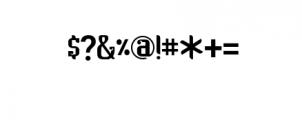 01_WonderTemplates_Bold.ttf Font OTHER CHARS