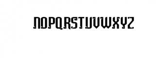 01_WonderTemplates_Bold.ttf Font UPPERCASE