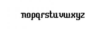 01_WonderTemplates_Bold.ttf Font LOWERCASE