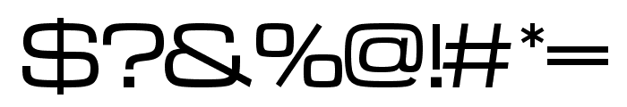 01 DigitMono Font OTHER CHARS