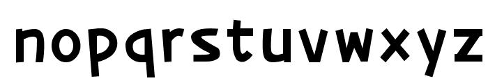 01tama Font LOWERCASE