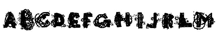~1925~ Font UPPERCASE