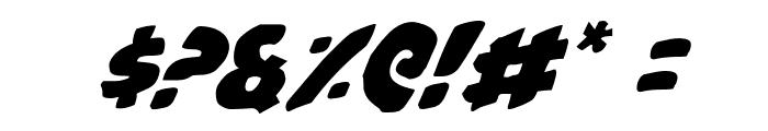 #44 Font Italic Font OTHER CHARS