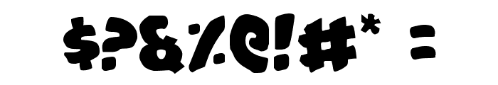 #44 Font Font OTHER CHARS