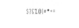 05.CURVE Calibration Thin italic.otf Font OTHER CHARS