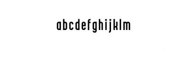 06. CURVE Calibration light italic.otf Font LOWERCASE