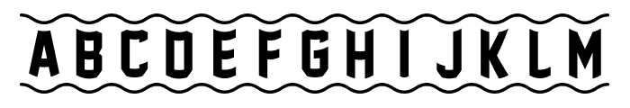 [FoOtY-ScArF] Font LOWERCASE