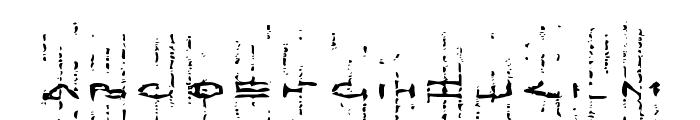 !Futurelic Font UPPERCASE