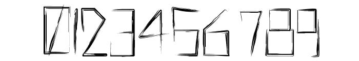 !MISQOT Font OTHER CHARS