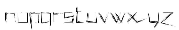 !MISQOT Font LOWERCASE