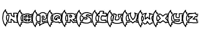 {ogrejuice} Font UPPERCASE