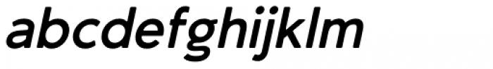 -OC Format Sans Print Dm Obl Font LOWERCASE