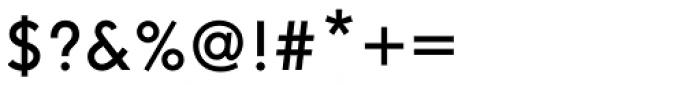 -OC Pajaro Medium Font OTHER CHARS
