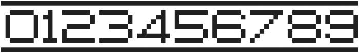{PixelFlag} ttf (400) Font OTHER CHARS