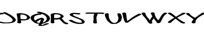 !PaulMaul Longs Bold Font UPPERCASE