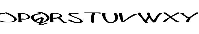 !PaulMaul Longs Font UPPERCASE