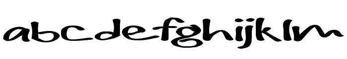 !PaulMaul Longs Font LOWERCASE