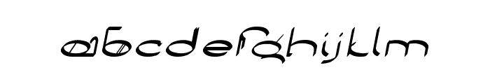 !Sutura Frontalis Bold Italic Font LOWERCASE
