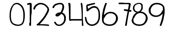 {Tubagus Rangga Efarasti} Font OTHER CHARS