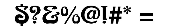 .VnArabiaH Font OTHER CHARS