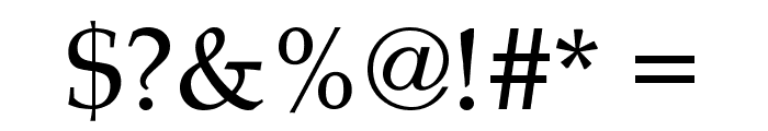 .VnBook AntiquaH Font OTHER CHARS