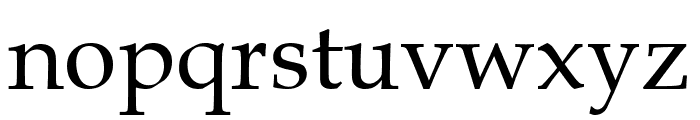 .VnBook Antiqua Font LOWERCASE