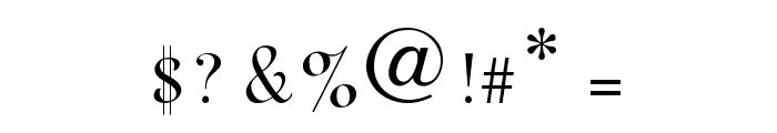 .VnLinusH Font OTHER CHARS