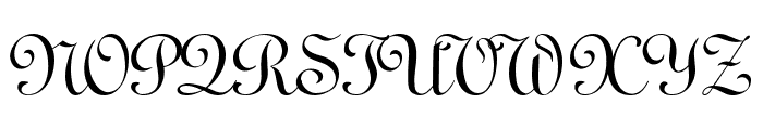 .VnLinusH Font UPPERCASE